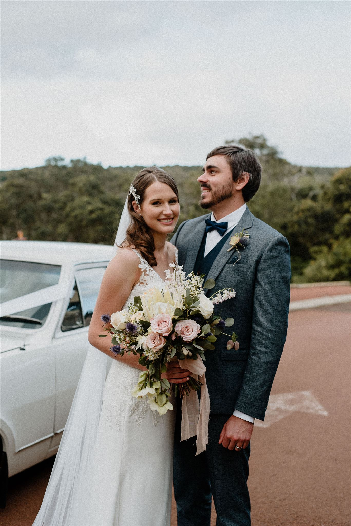 yallingup beach wedding